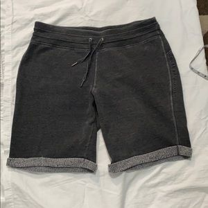 Calvin Klein performance sweat shorts gray  size L